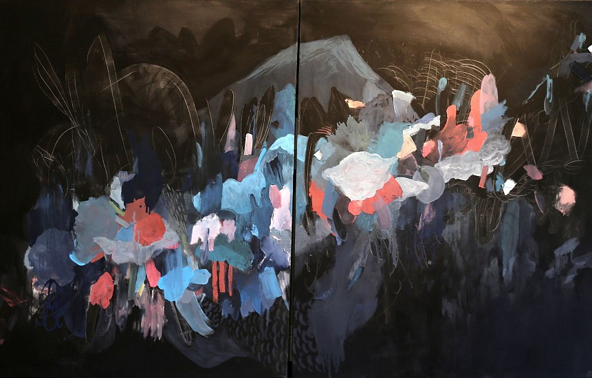 JUSTIN SOUTHEY, Eminence (Diptych)